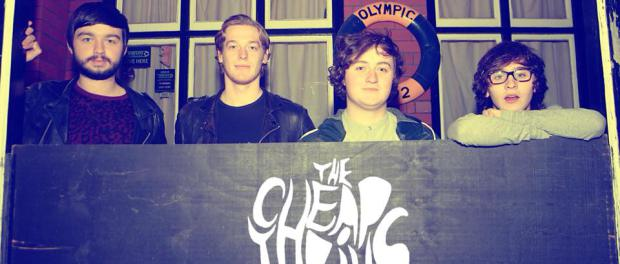 Introducing: The Cheap Thrills