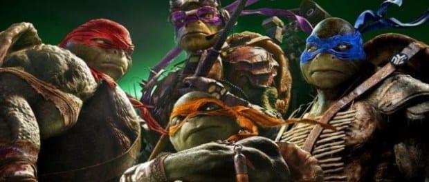 Film Review: Teenage Mutant Ninja Turtles