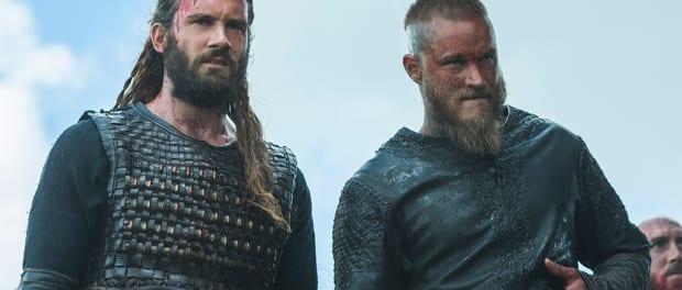 TV Review: The Wanderer S3E2 // Vikings
