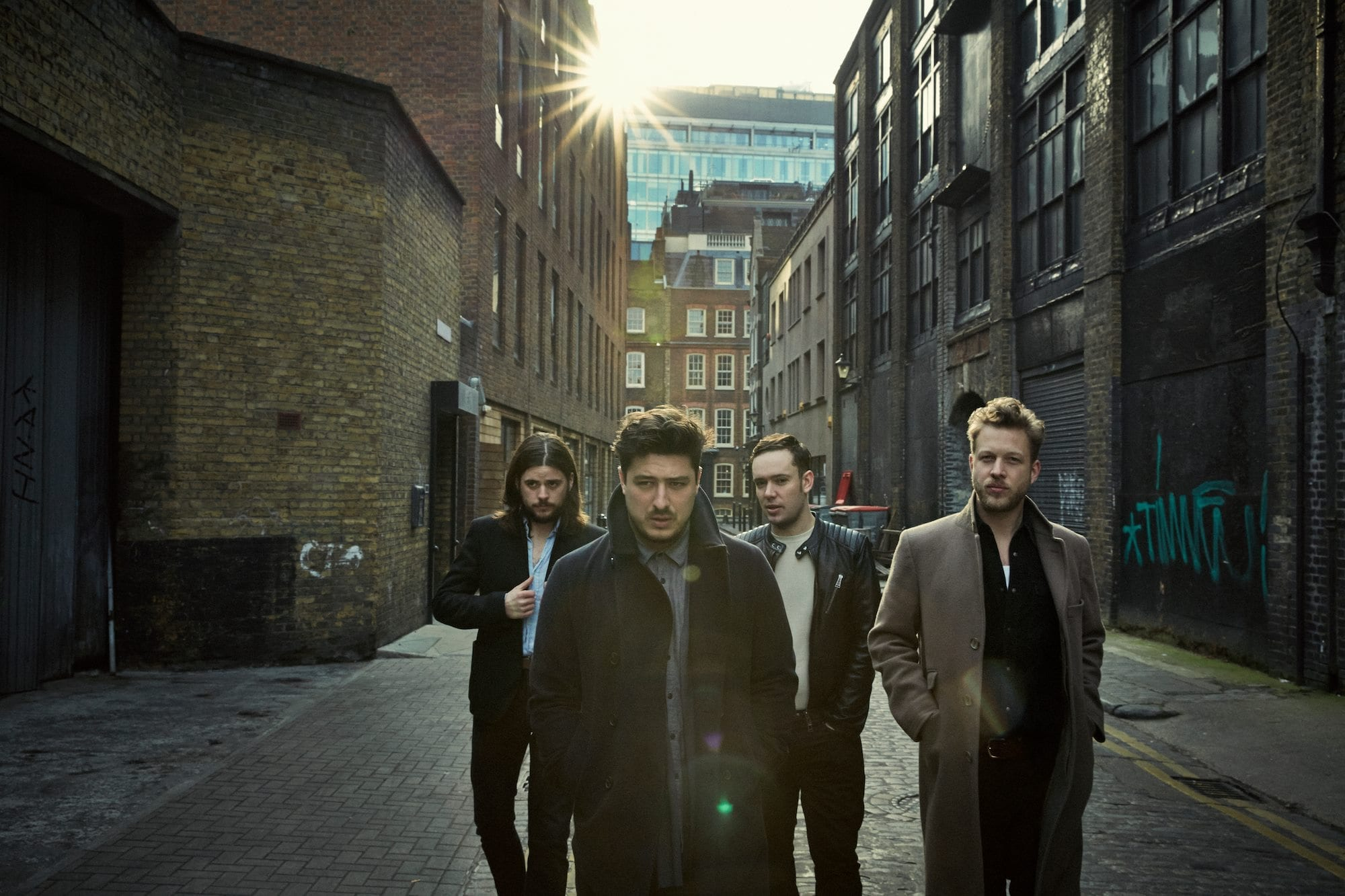 Track Review: Ditmas // Mumford & Sons