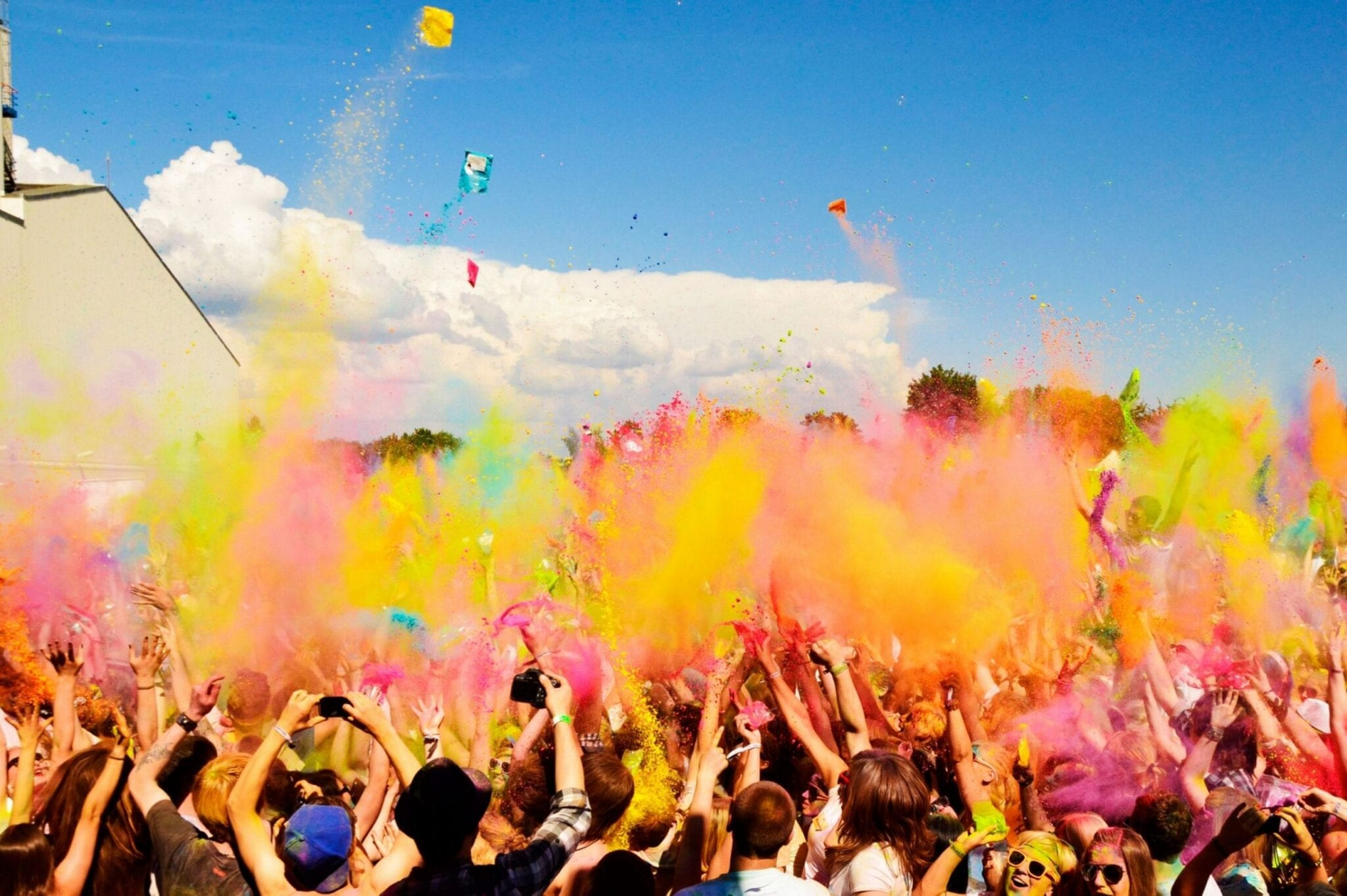"""5 Steps To Create a """"Totally Authentic"""" Festival at Home"""