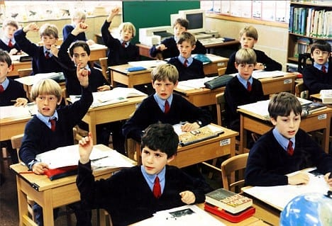 Atlantic Disparities: The Difference Between British and American Education Systems