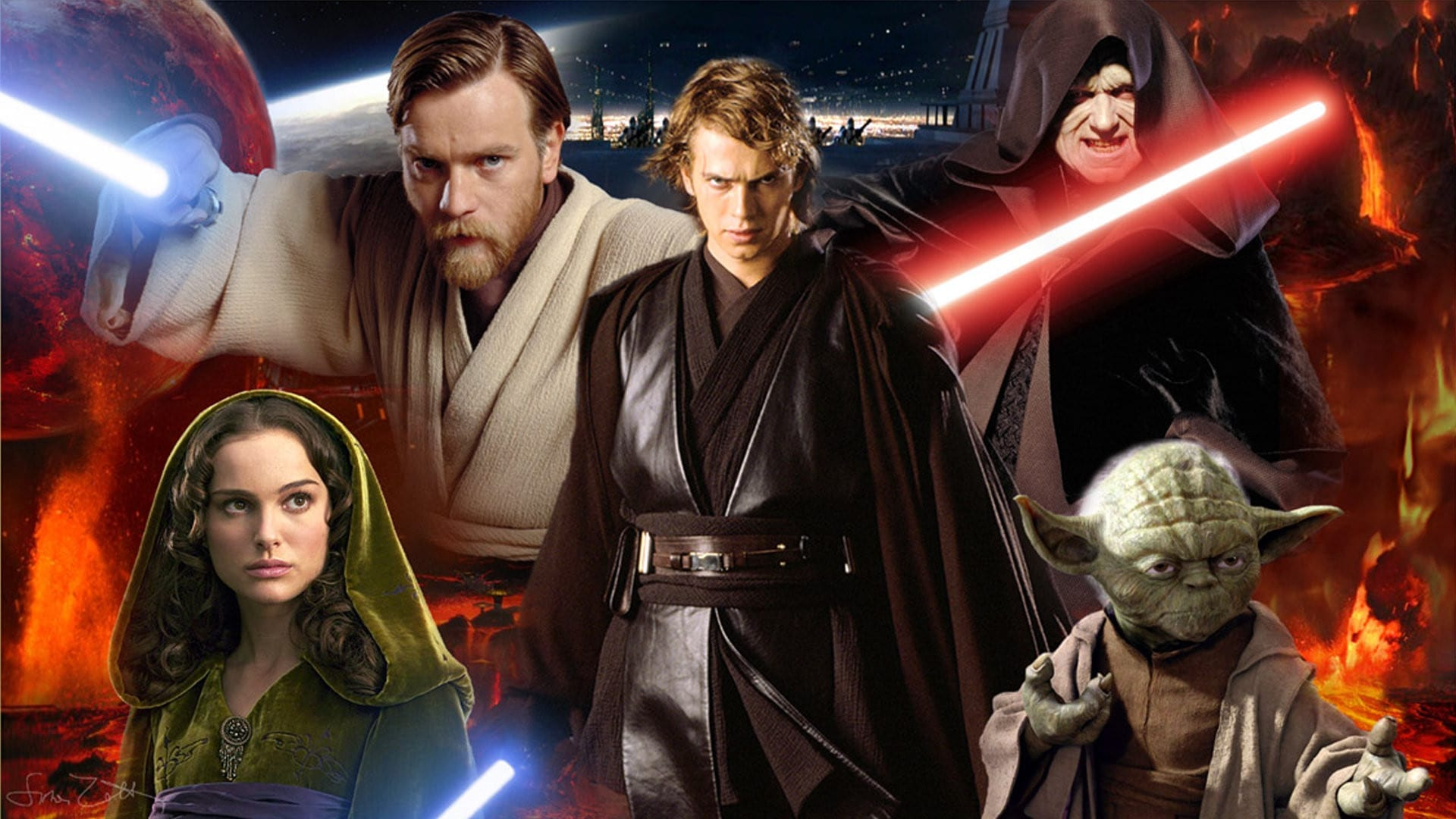 Film Review: Star Wars: Episode III – Revenge of the Sith
