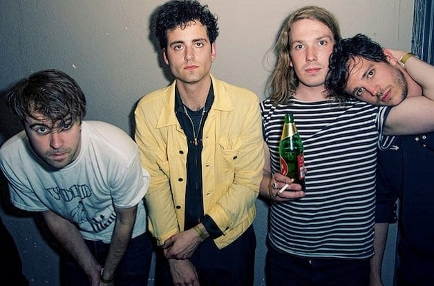 I Studied Abroad In London and Accidentally Saw The Vaccines 10 Times