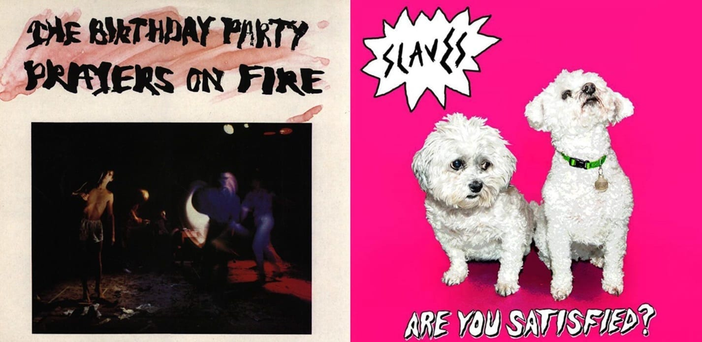Album Attack: Prayers on Fire VS Are You Satisfied?