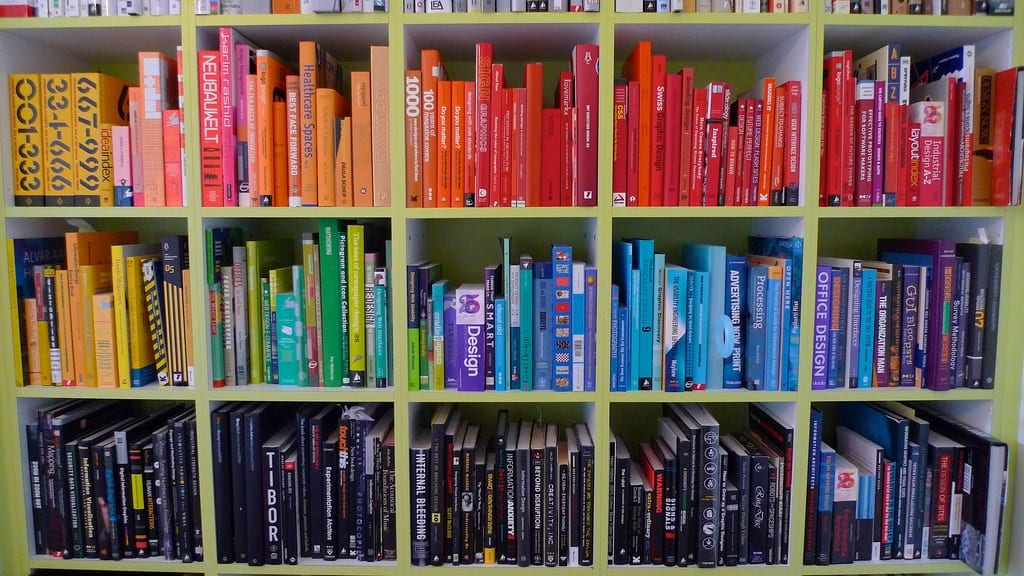 The Five Best Colourful Books