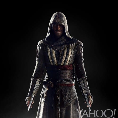 Film News: Assassin's Creed First Look