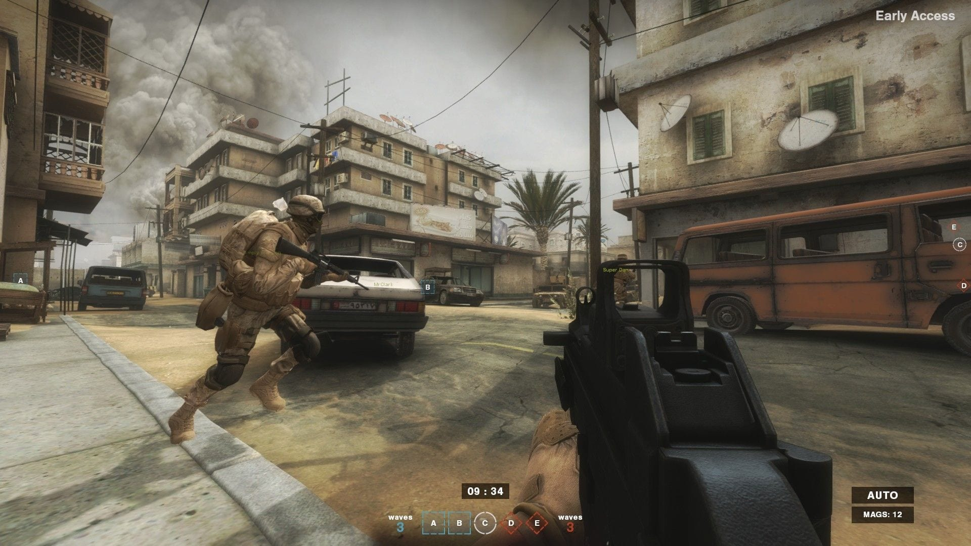 Game At A Glance: Insurgency