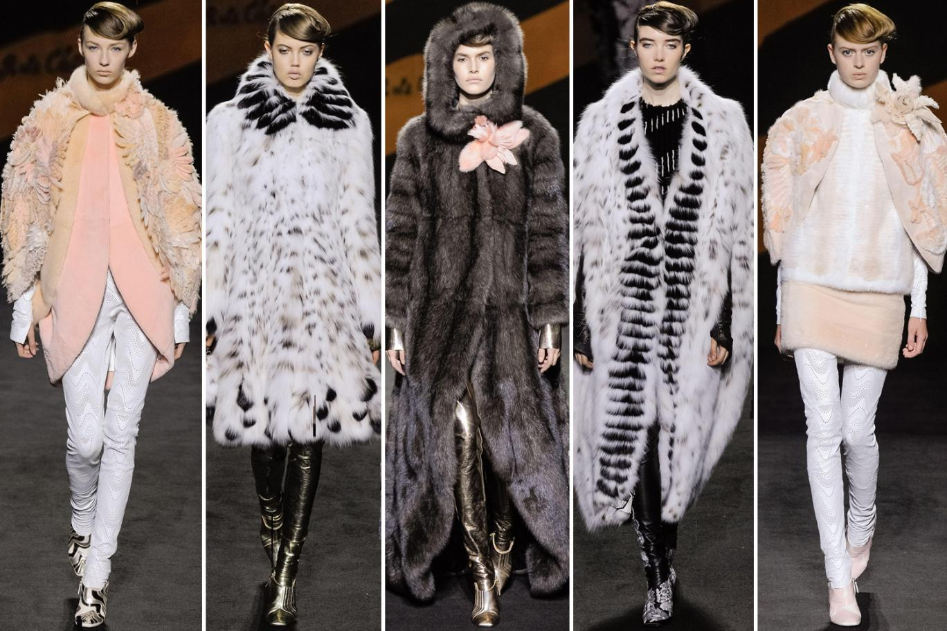 They've gone fur enough: the abuse of animals sanctioned by the fashion industry