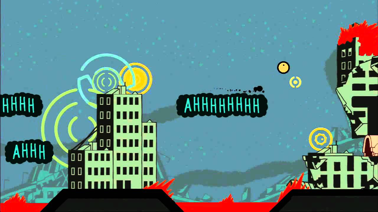 Game at a Glance: Sound Shapes