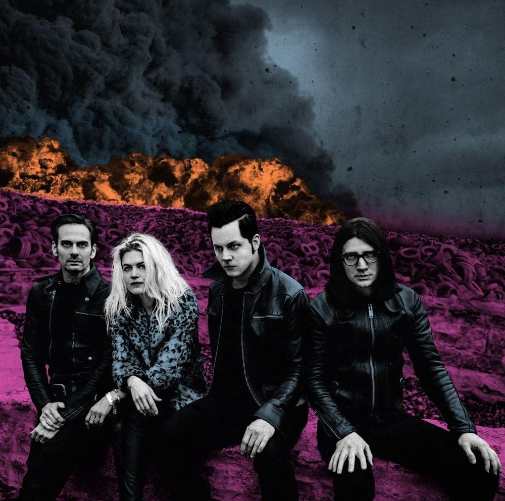 Album Review: Dodge & Burn // The Dead Weather