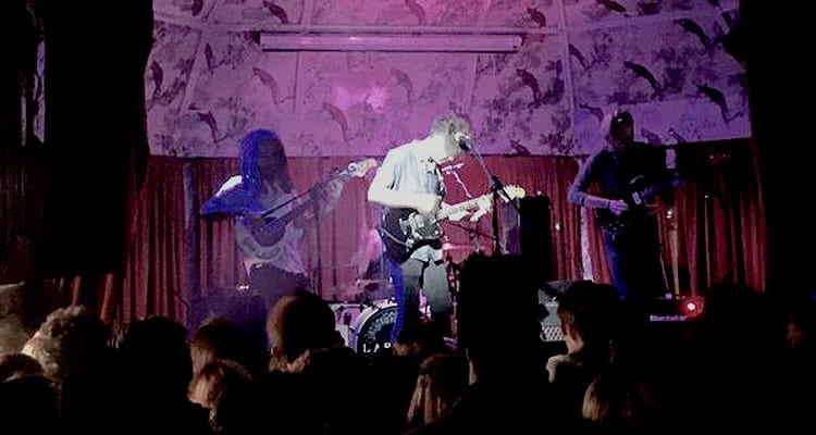 Live Review: Larkins (EP Launch) // The Deaf Institute, Manchester, 05.08.15
