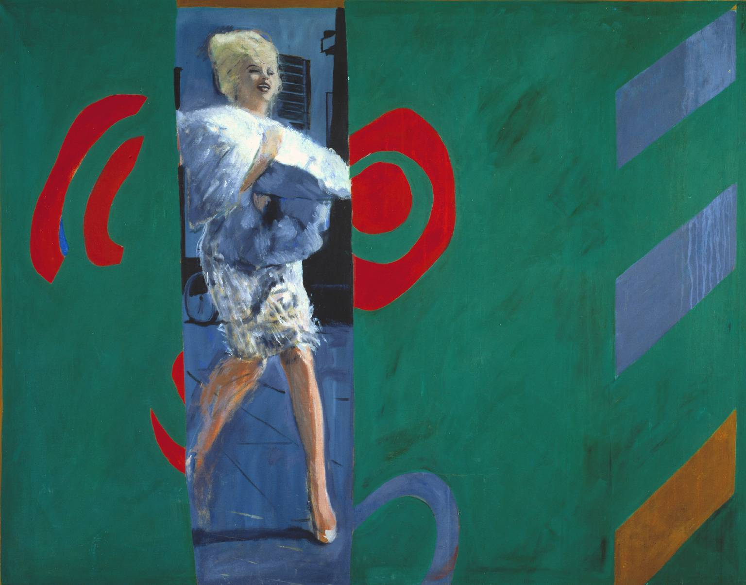 Piece Of The Week: The Only Blonde In The World // Pauline Boty