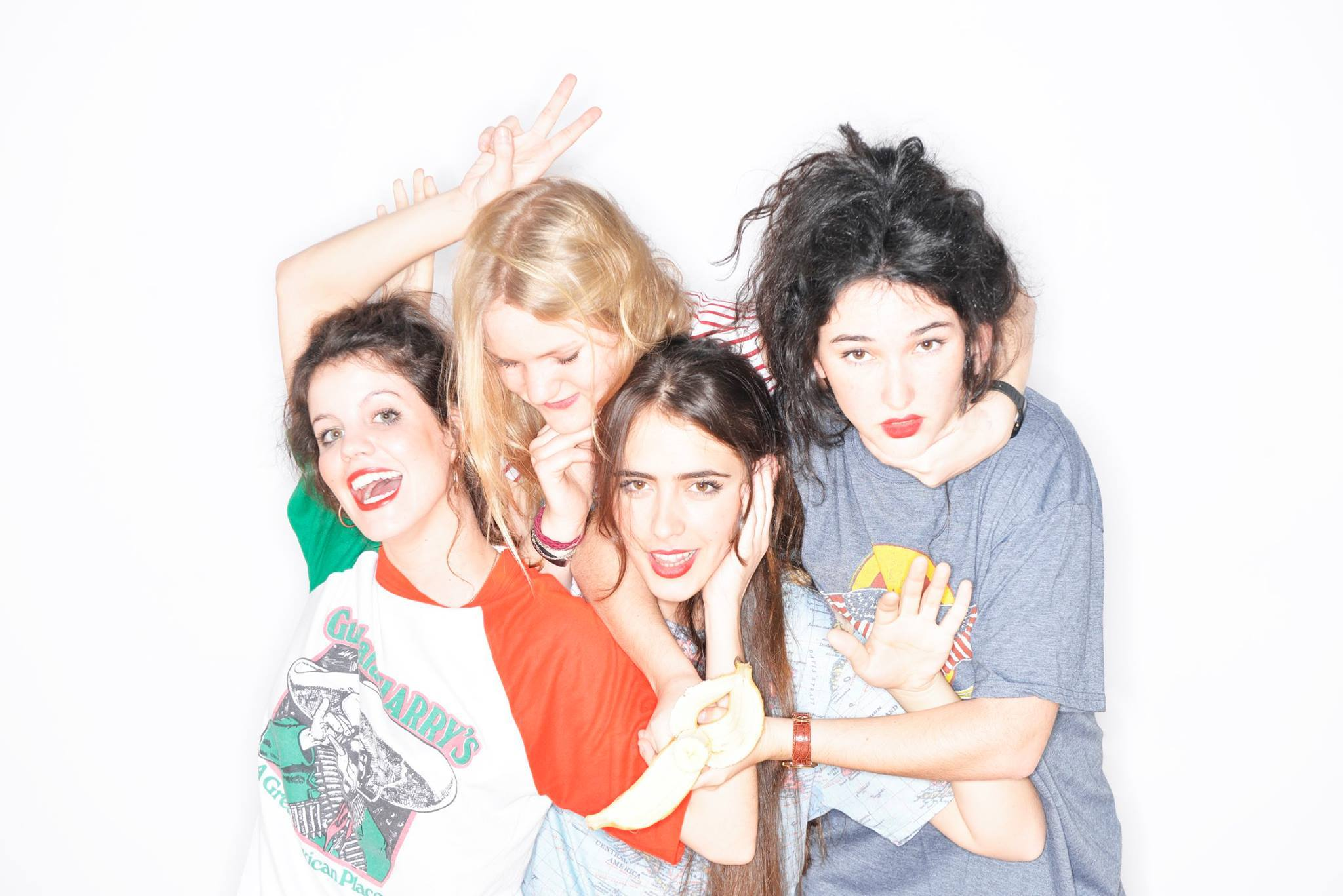 Live Review: Hinds // Music Hall of Williamsburg, New York City, 27.10.15