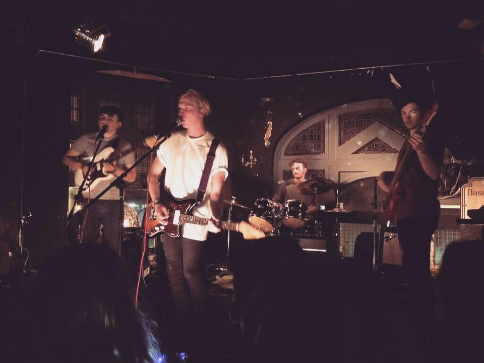 Track Review: Daggers // Blush