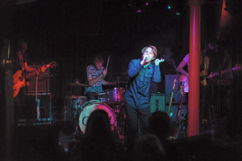 Live Review: Kassassin Street // Lennon's Southampton, 02.10.15