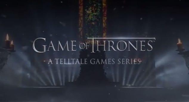 Gaming News: Game of Thrones Season 2 Confirmed