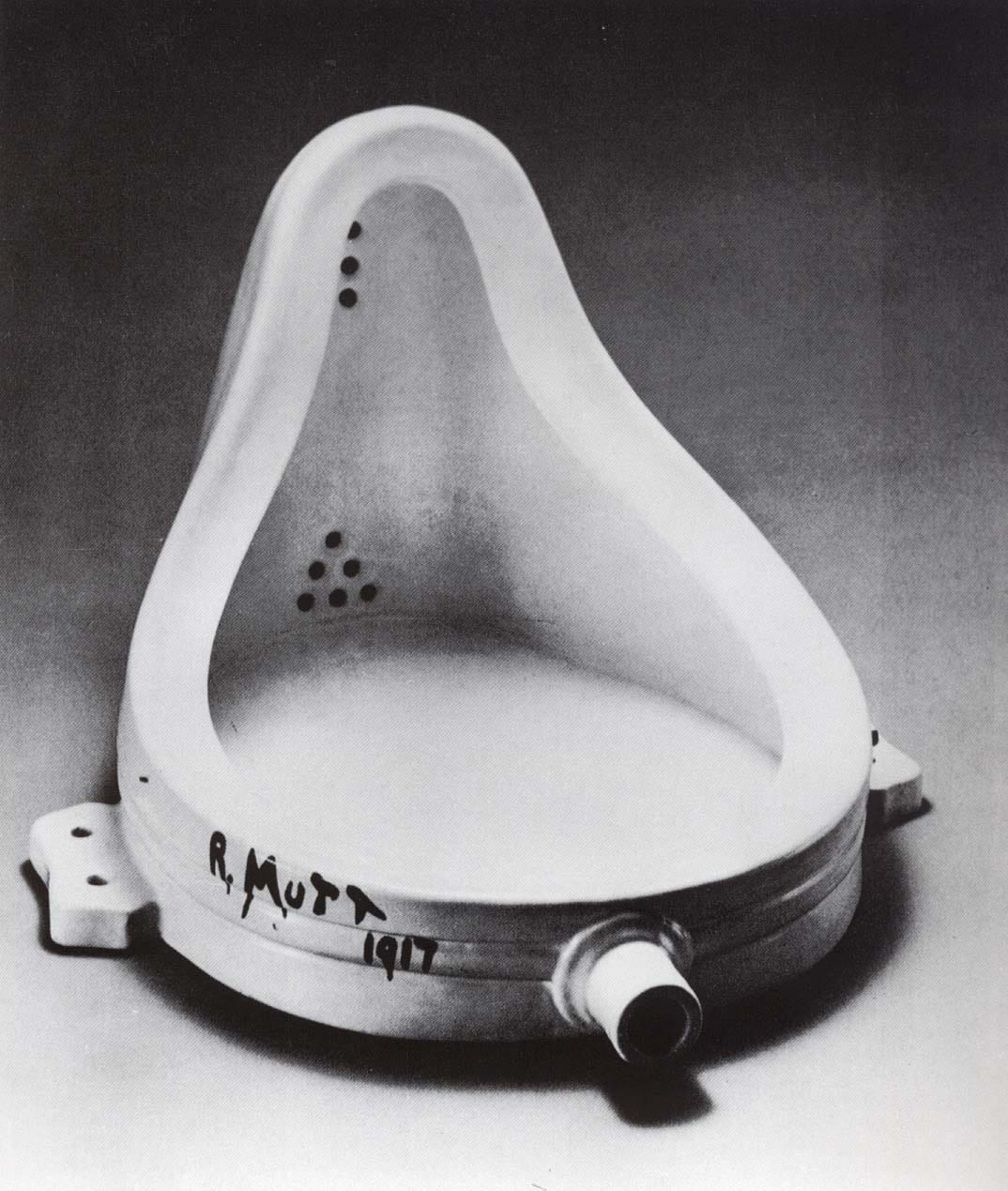 Piece Of The Week: Fountain // Marcel Duchamp