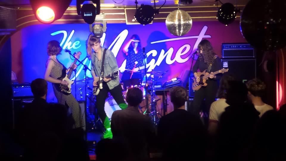 Live Review: The 'NEU' Tour – The Big Moon, Vant & Inheaven // The Magnet, Liverpool, 05.10.15