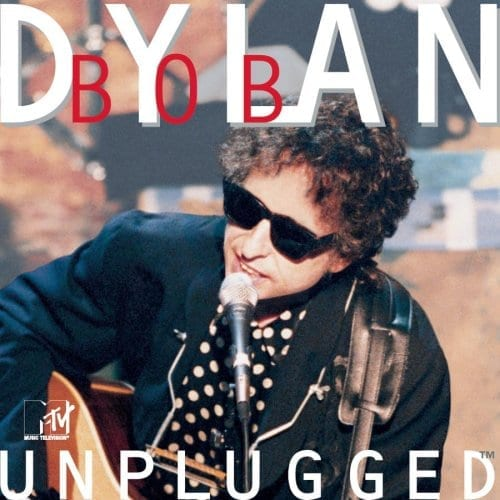 A Blast From The Past: MTV Unplugged In New York // Bob Dylan