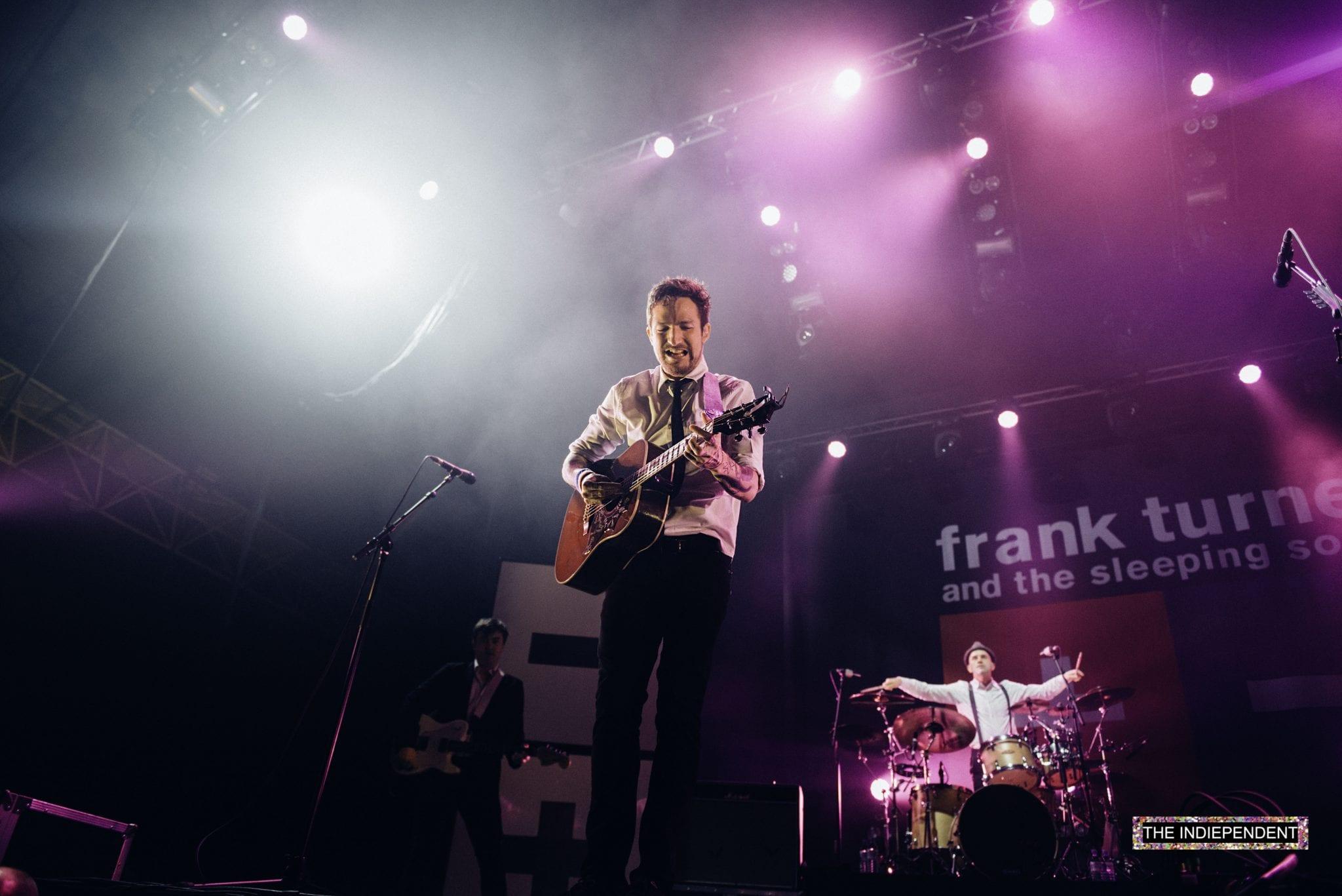 Gallery: Frank Turner // Alexandra Palace 26.11.15