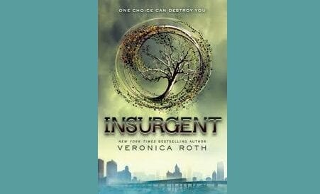 Book By My Bedside: Insurgent // Veronica Roth