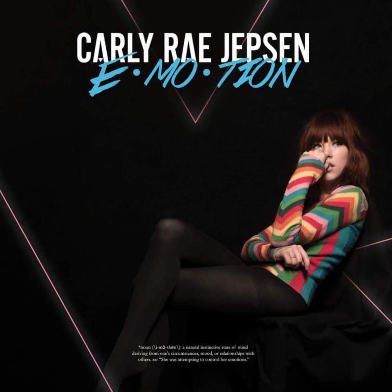 Album Review: Emotion // Carly Rae Jepsen
