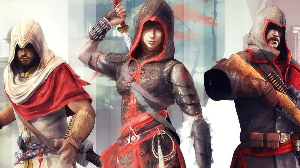 Gaming News: New Assassin's Creed Chronicles Release Dates Confirmed