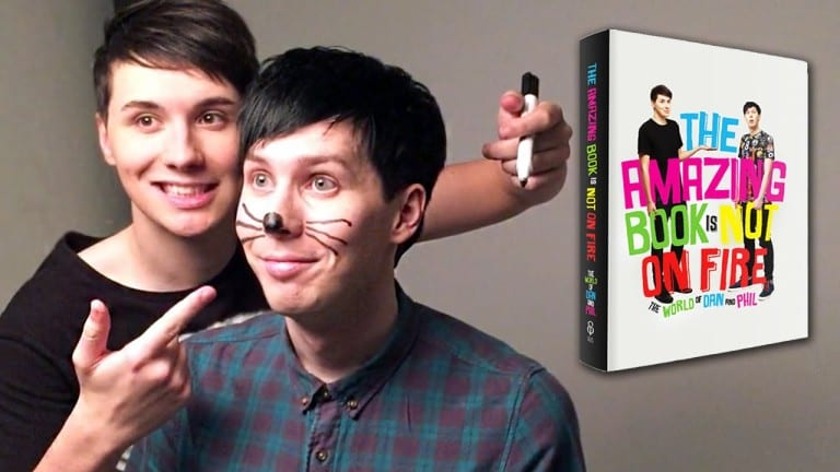 Book Tour Review: The Amazing Tour Is Not On Fire // Dan Howell and Phil Lester