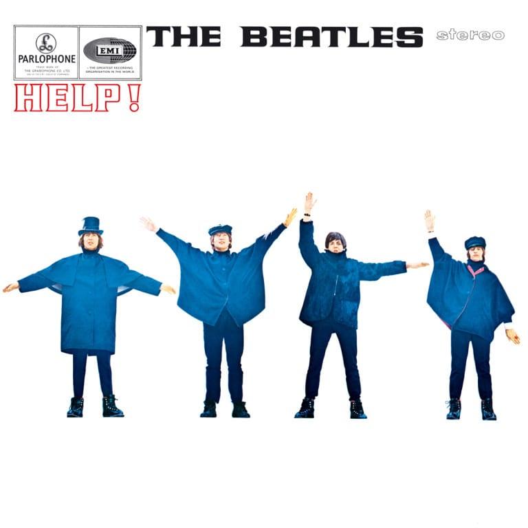 Throwback Thursday: Help! // The Beatles