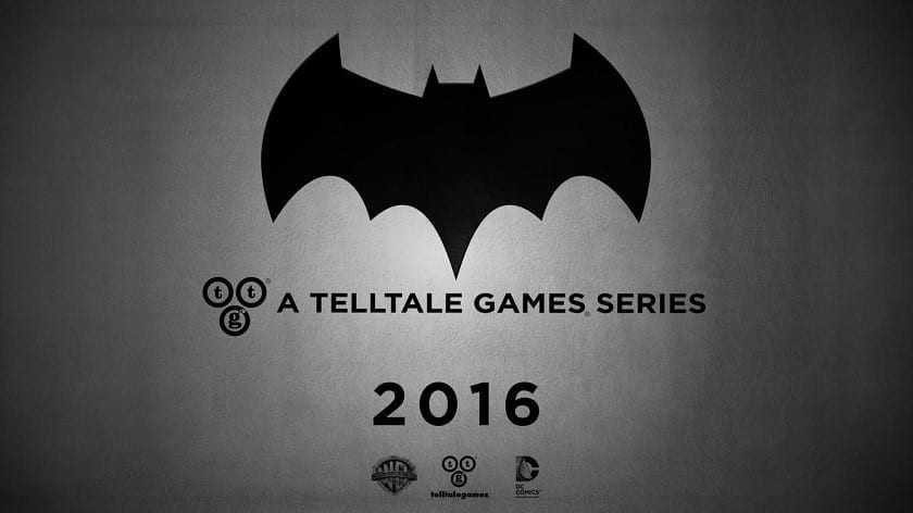 Gaming News: Telltale Games confirms Batman Series