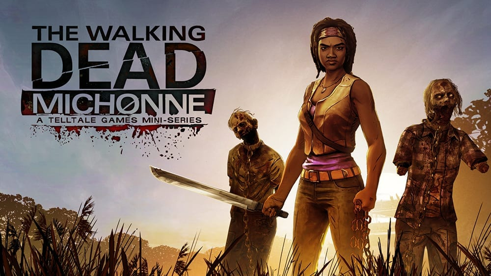 Gaming News: Telltale Preview Michonne Miniseries