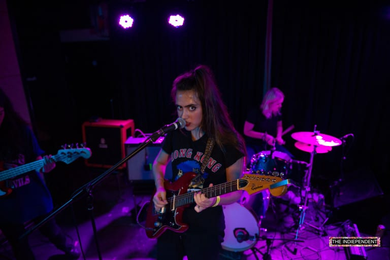 Gallery: Hinds // Ace Hotel 13.01.16