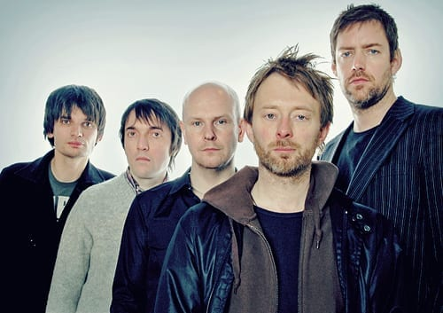 What are Radiohead up to?