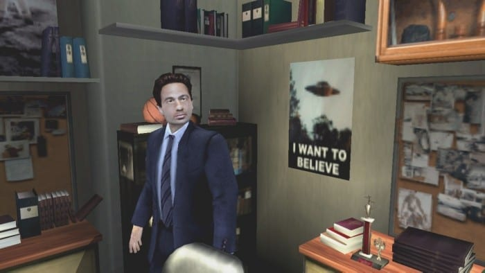 Game Review: The X-Files: Resist or Serve