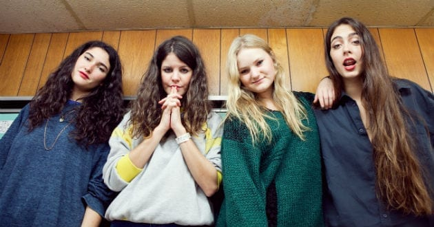 Album Review: Leave Me Alone // Hinds