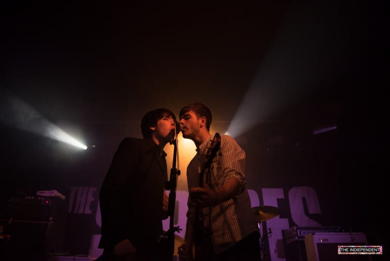 Gallery: The Strypes // The Garage, London – 01.02.16