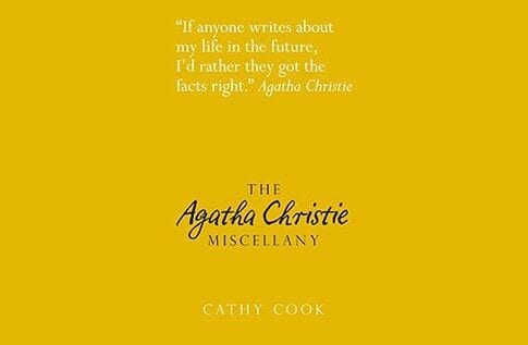 Book Review: The Agatha Christie Miscellany // Cathy Cook
