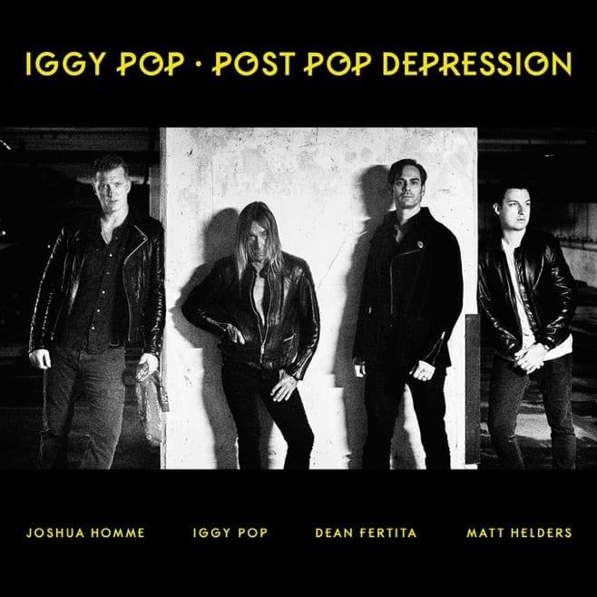 Track Review: Gardenia // Iggy Pop