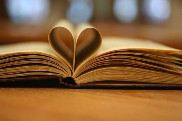 Books to Fall in Love with this Valentine's Day