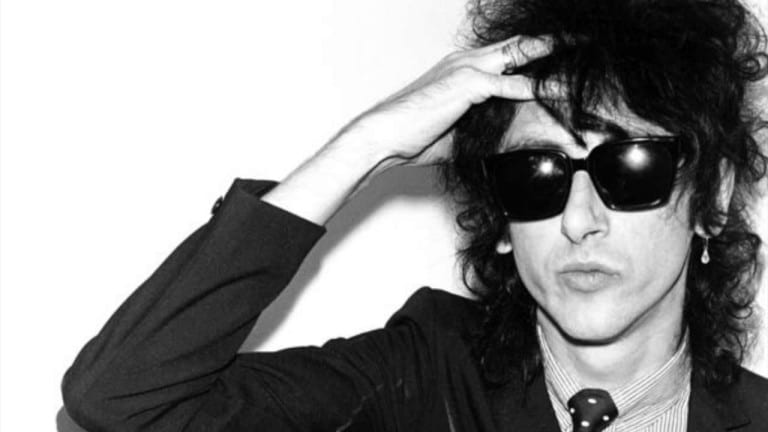 Poem of the Week: You Never See a Nipple in the Daily Express // John Cooper Clarke