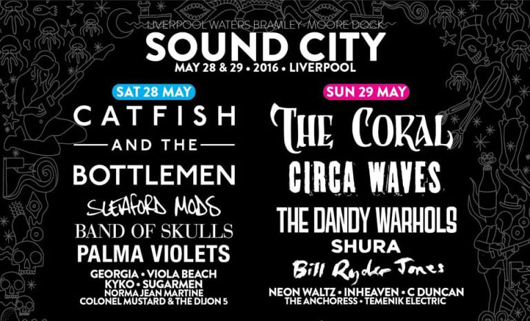 Music News: Pete Doherty Added To Liverpool Sound City Lineup