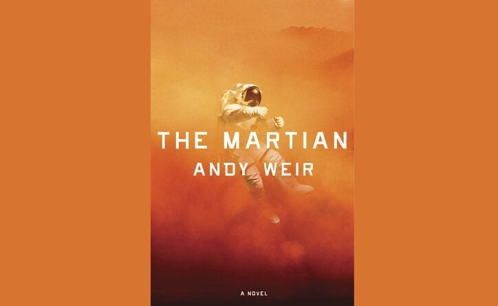 Book By My Bedside: The Martian // Andy Weir