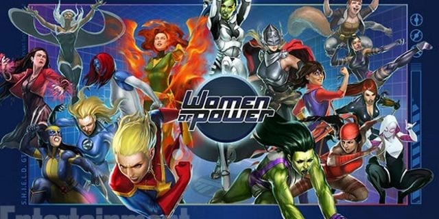 Gaming News: Marvel Introduces Women of Power Event