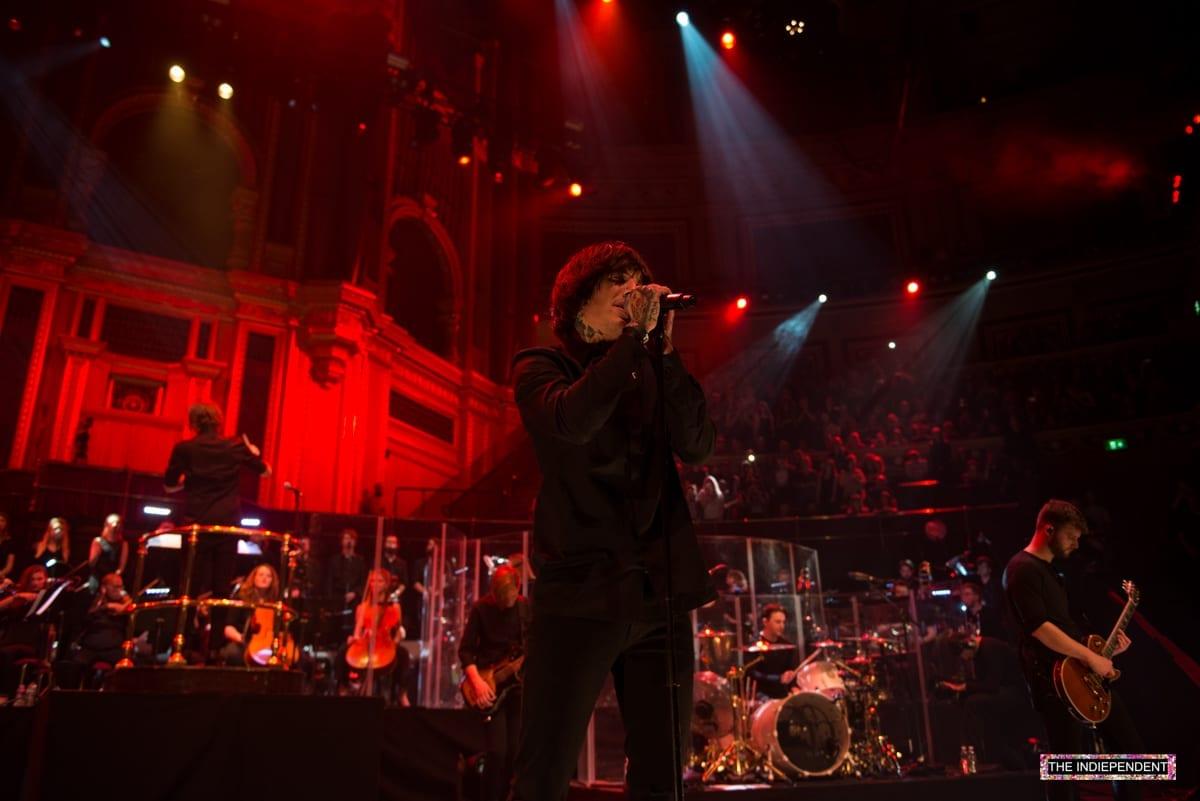 BMTH - Royal Albert Hall-11