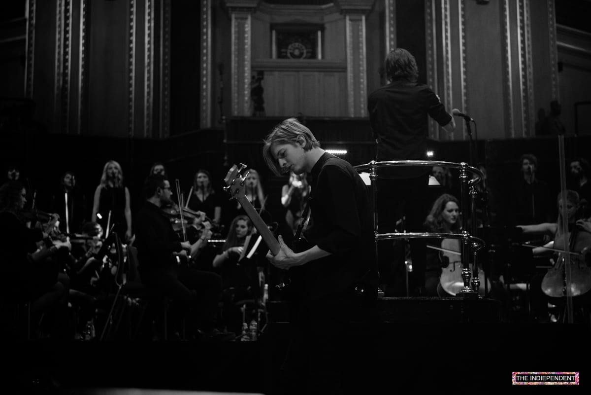 BMTH - Royal Albert Hall-12