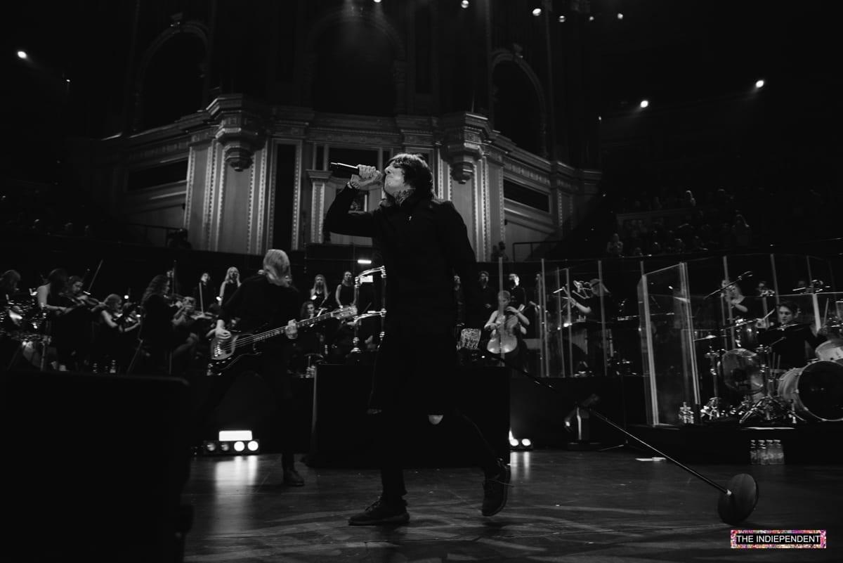 BMTH - Royal Albert Hall-13