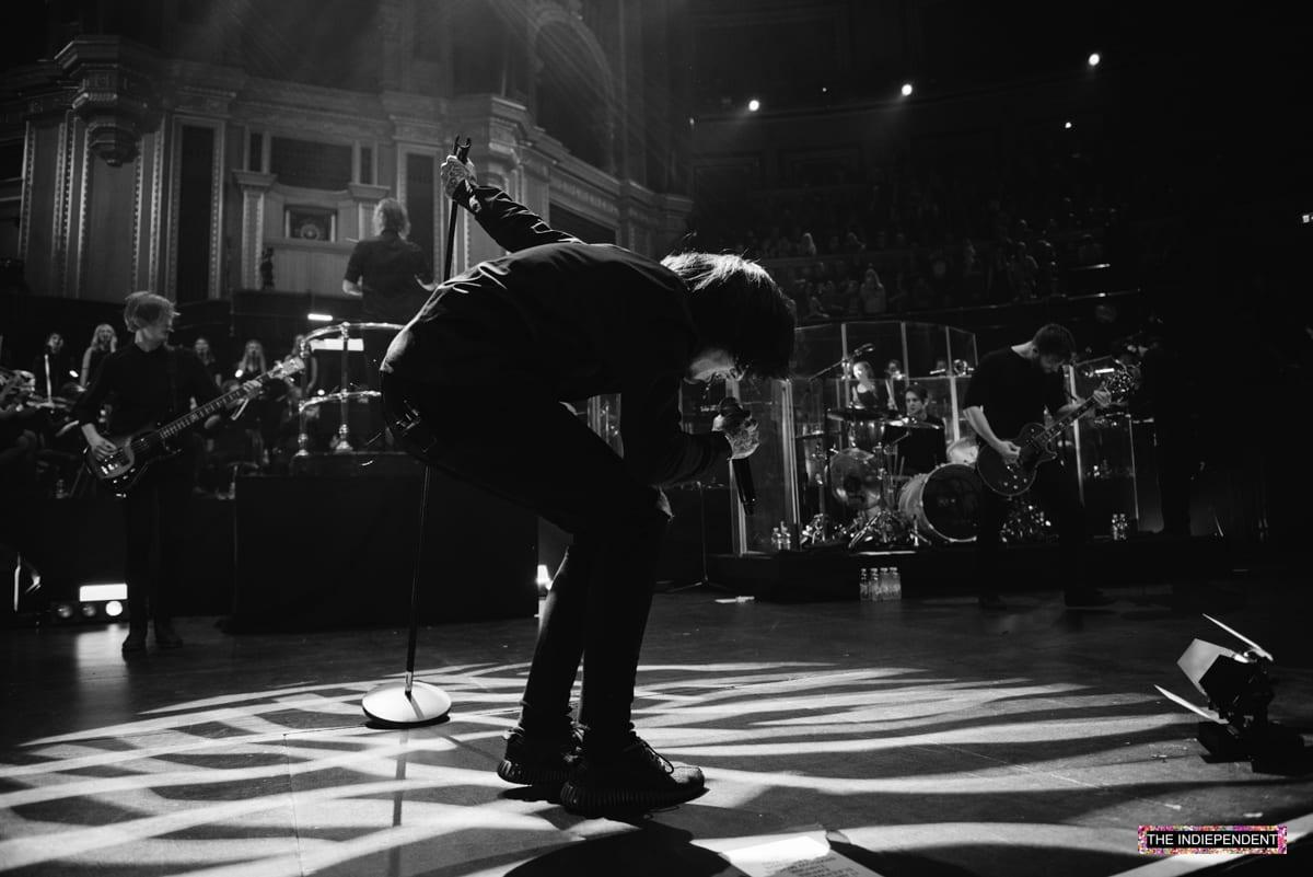 BMTH - Royal Albert Hall-14