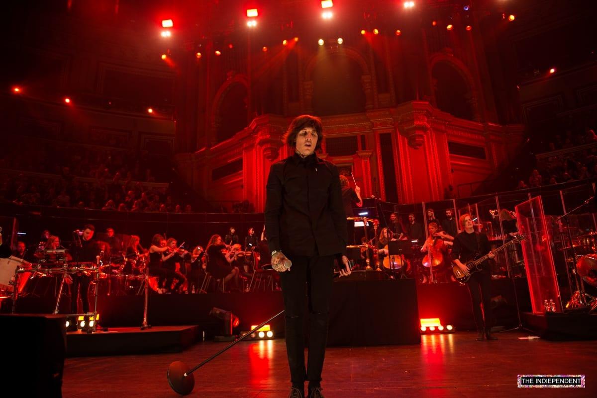 BMTH - Royal Albert Hall-16