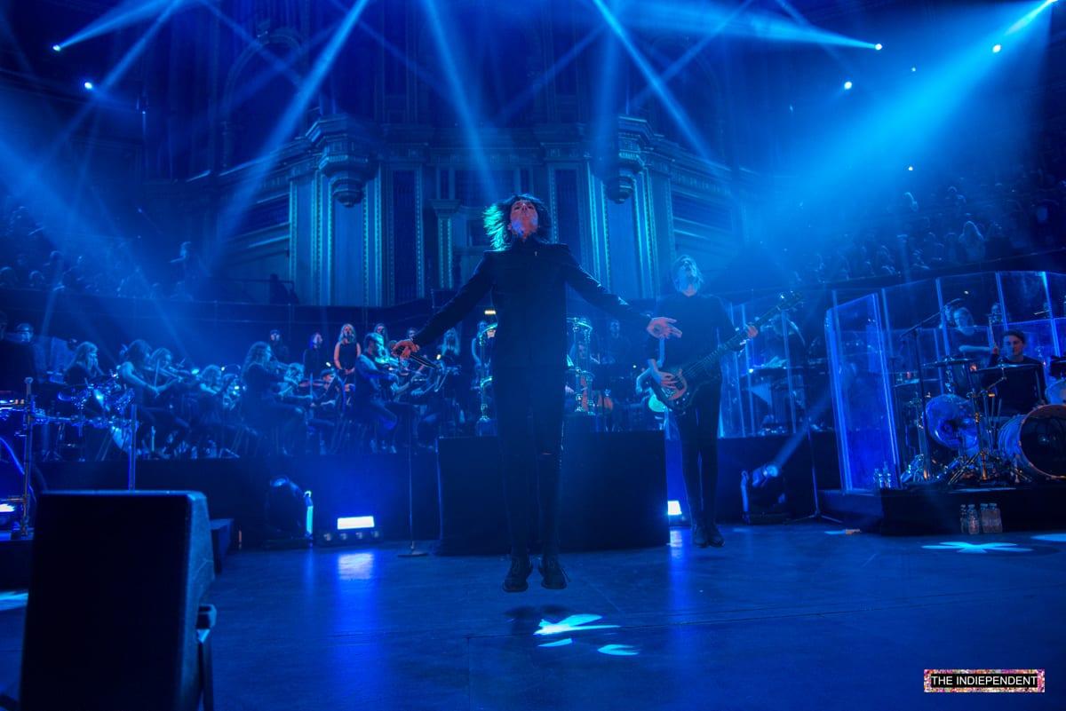 BMTH - Royal Albert Hall-2